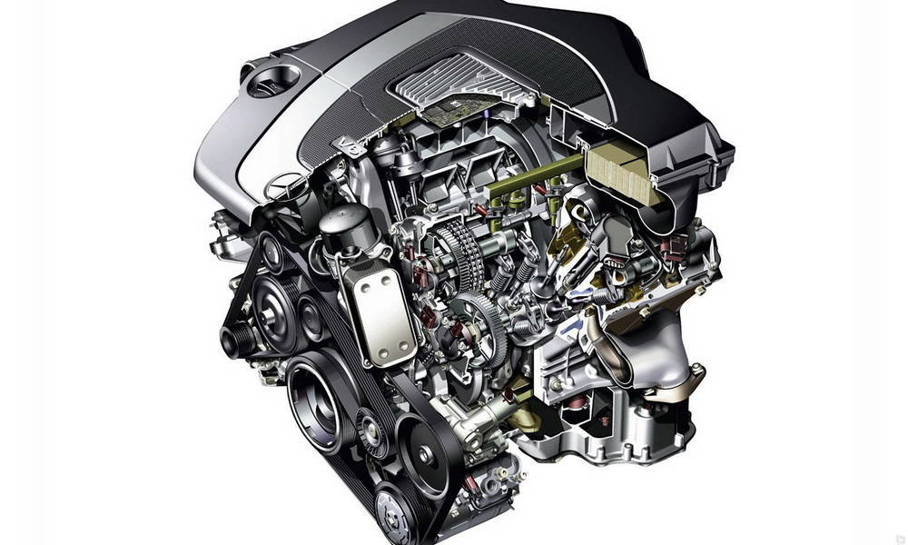 Mercedes-Motor M272
