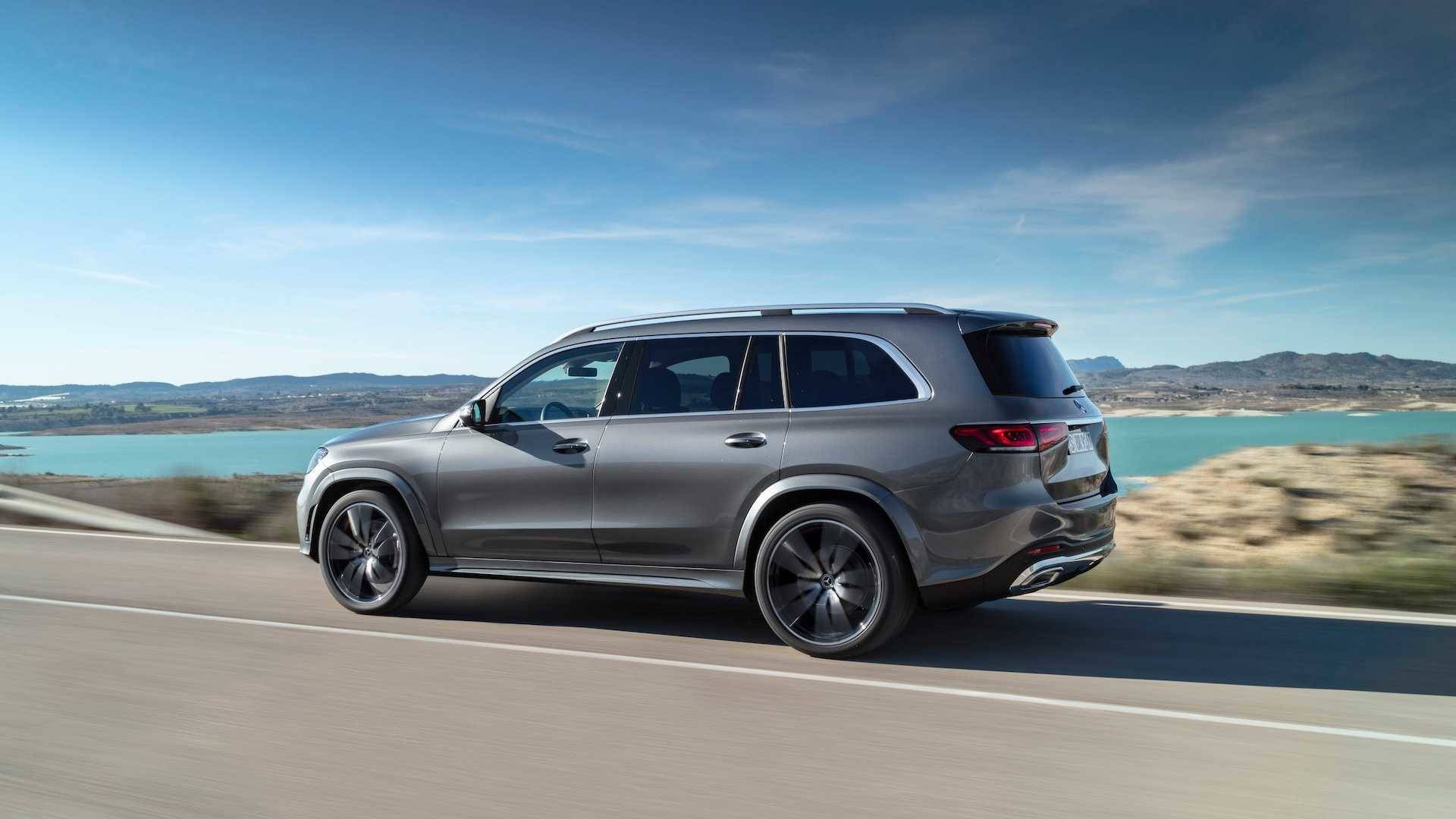 Foto Mercedes-Benz GLS 2018 Grand Edition